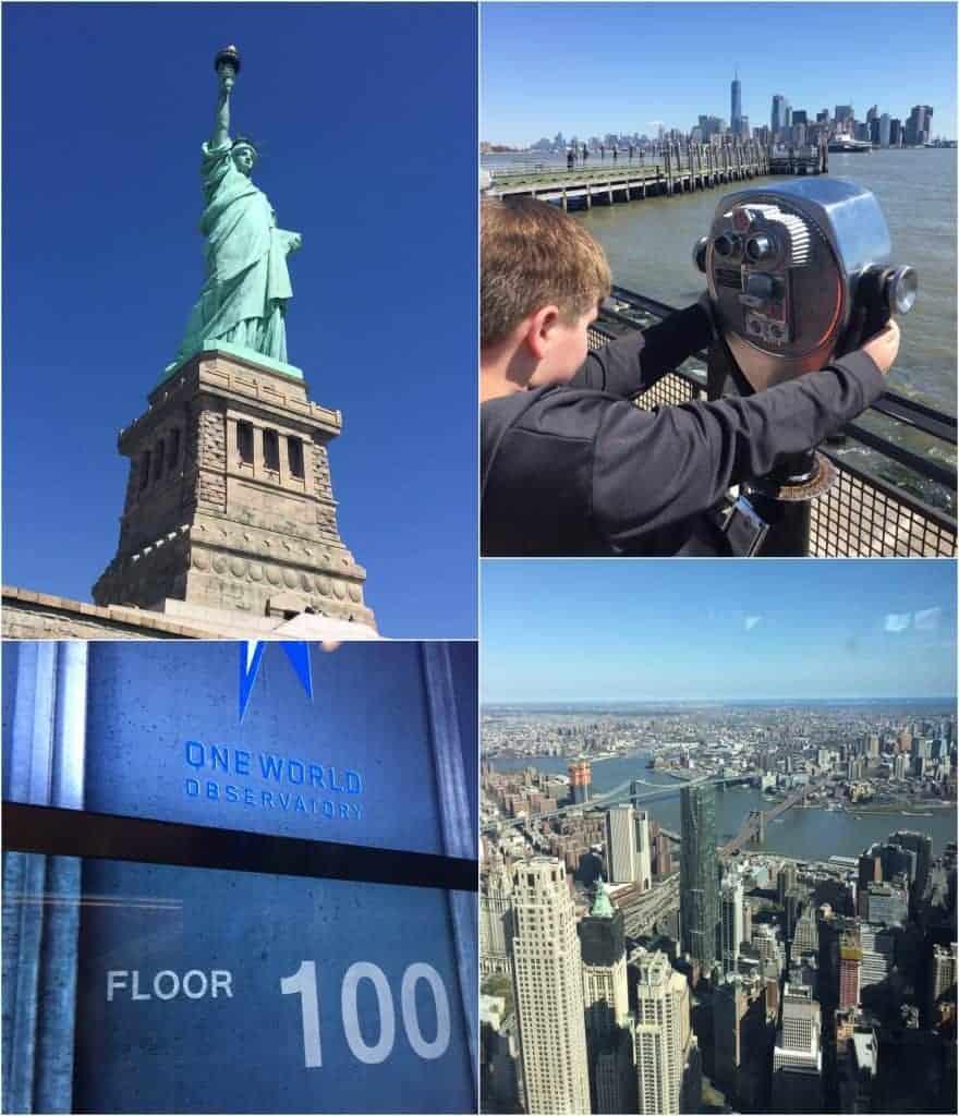 New York City Trip, April 2017