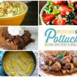 Southern Potato Salad ~ Weekend Potluck #272