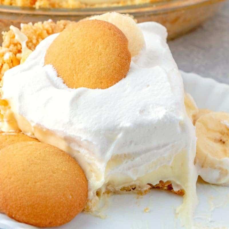 New York Banana Cream Pie