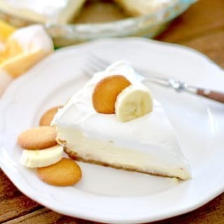 New York Banana Cream Pie