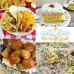 Crock Pot Tacos ~ Meal Plan Sunday #35