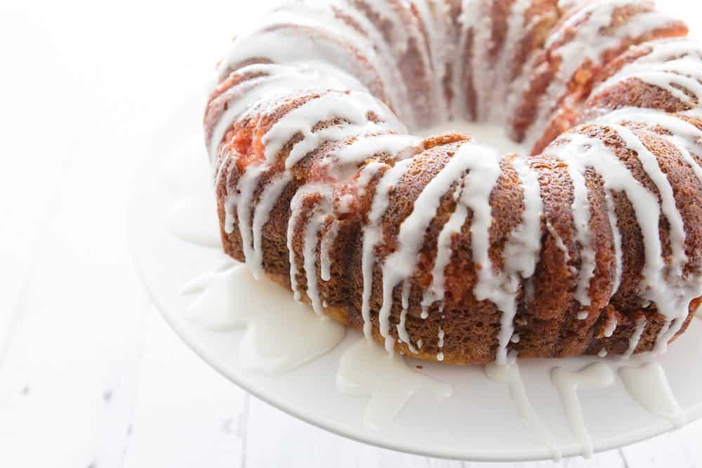 Shirley Temple Cake Using Cake Mix