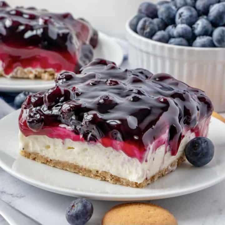 Blueberry Chill Bars recipe