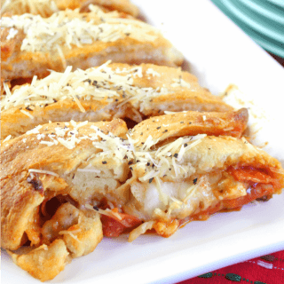 Easy Pepperoni and Sausage Stromboli