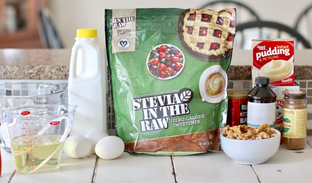 Ingredients for Amish Friendship Bread