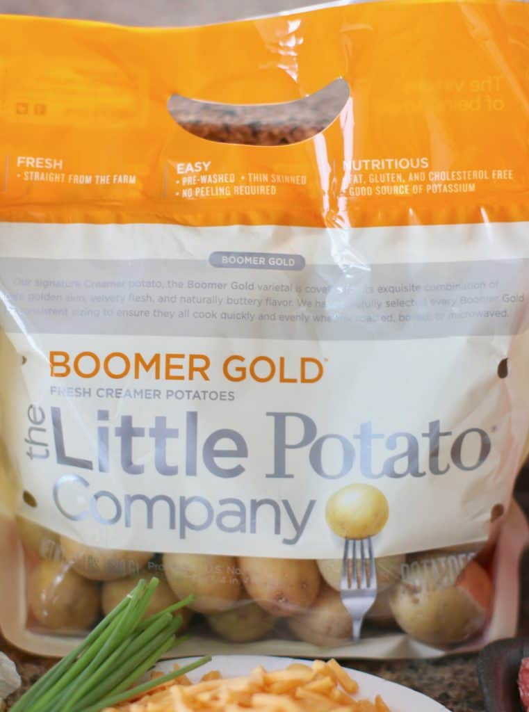 Little Potatoes Boomer Gold Creamer Potatoes