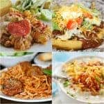 Slow Cooker Spaghetti ~ Meal Plan Sunday #38