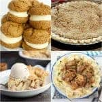 Amish Apple Crumb Pie ~ Weekend Potluck #293