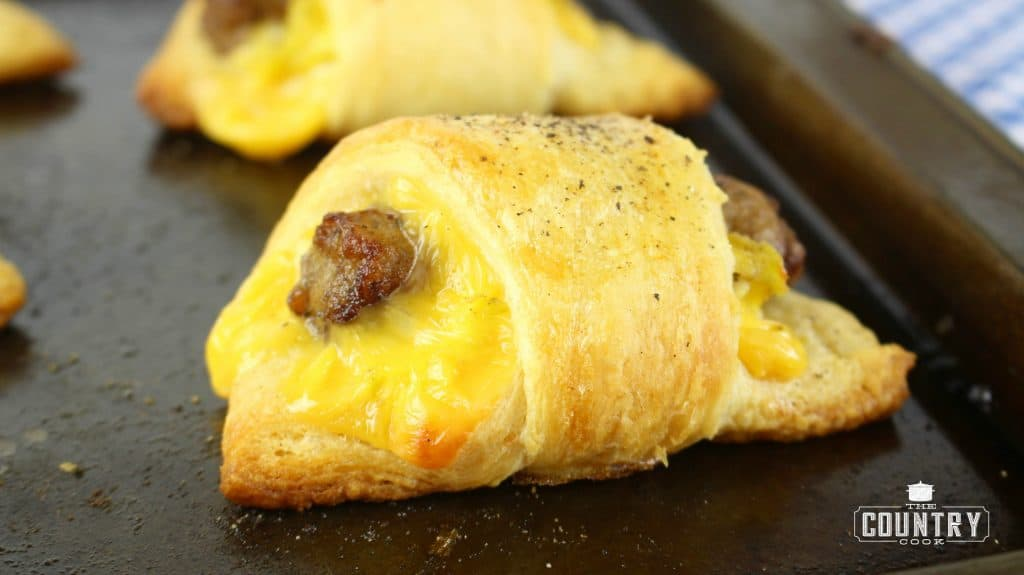 fully cooked breakfast rolls