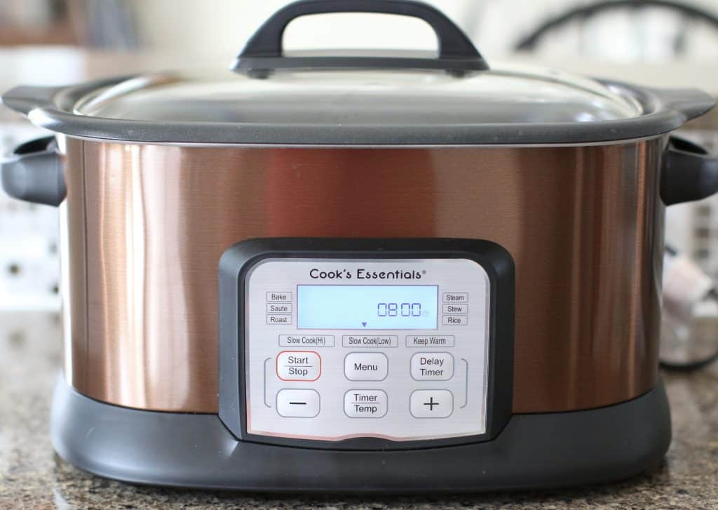 digital slow cooker