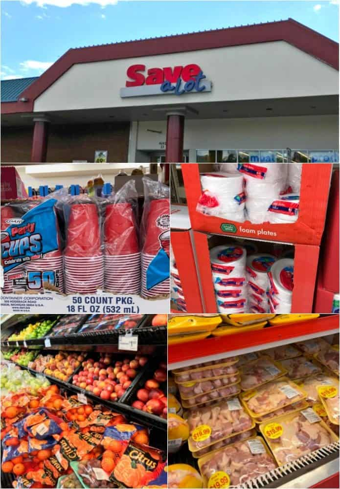 Save-A-Lot grocery buy