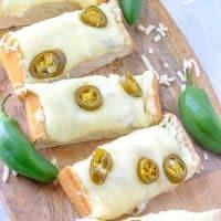 Pão de Queijo Jalapeno Popper