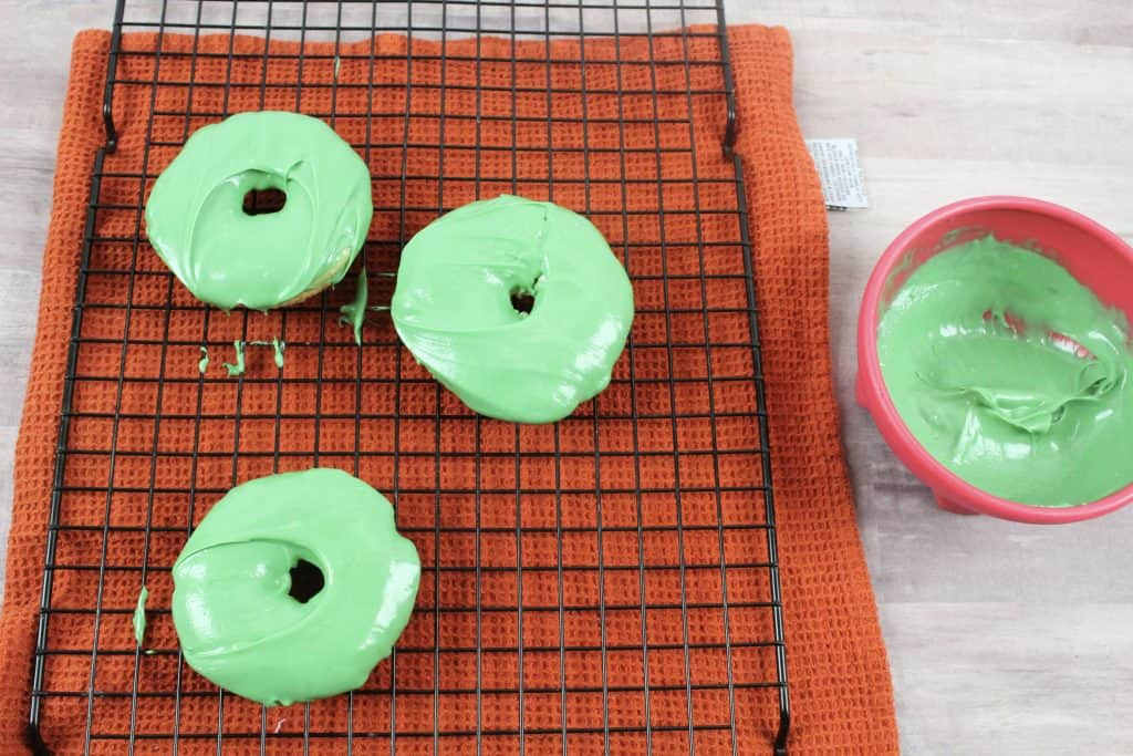 dipped doughnuts