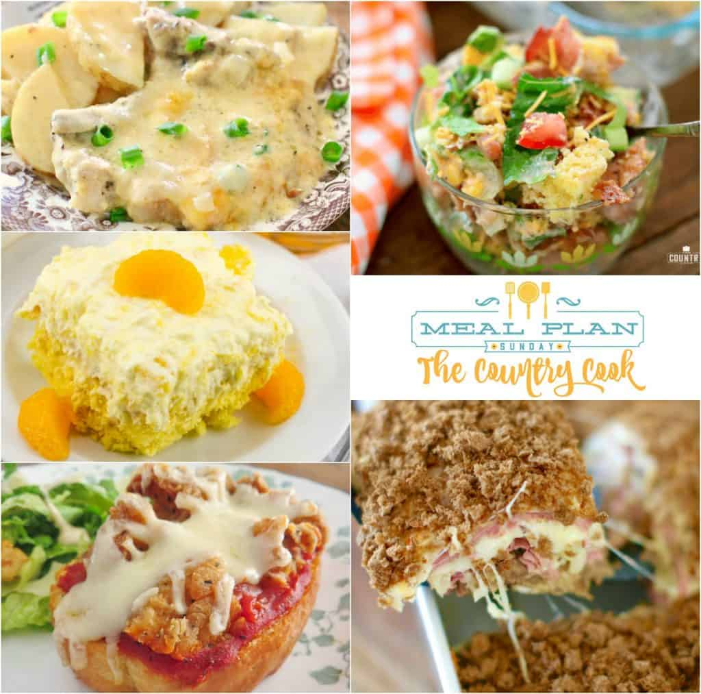 Creamy Ranch Chicken at Meal Plan Sunday #40