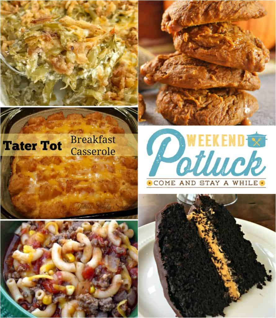 American Goulash at Weekend Potluck