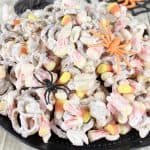 Halloween Candy Corn White Trash