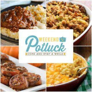 Easy Salisbury Steak at Weekend Potluck #300