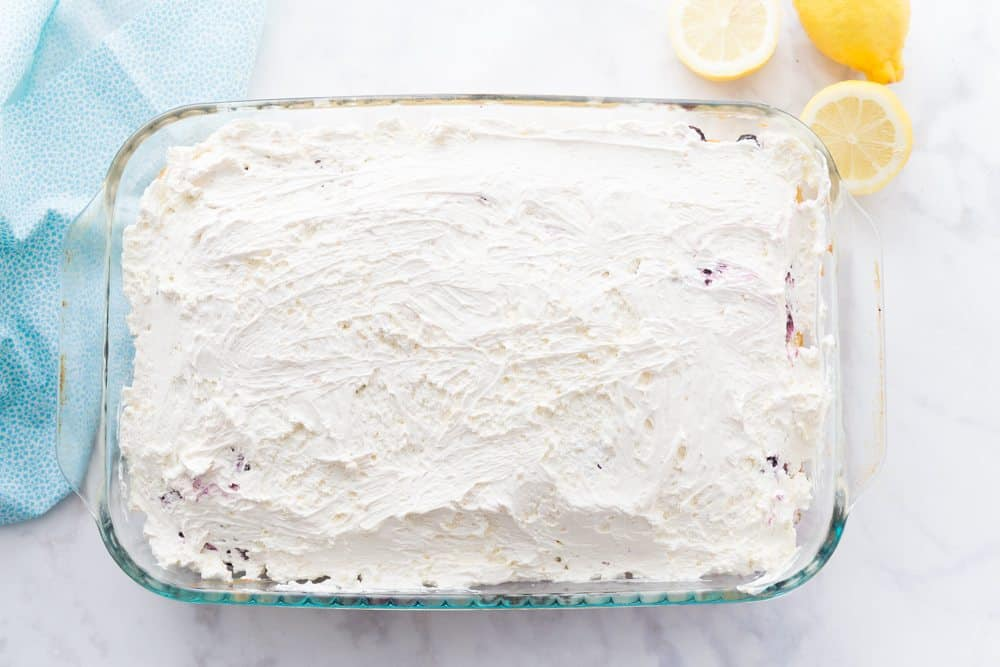 lemon whipped topping