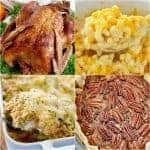 Thanksgiving Recipes ~ Meal Plan Sunday #46