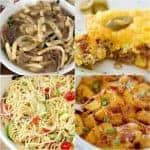 Cornbread Casserole ~ Meal Plan Sunday #44