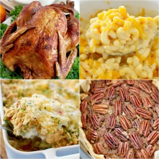 Meal Plan Sunday 46 Thanksgiving Recipes