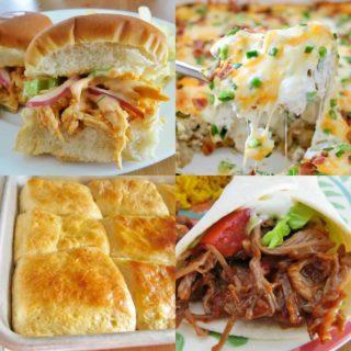 Tater Tot Casserole ~ Meal Plan Sunday #49