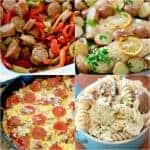 Slow Cooker Lasagna ~ Meal Plan Sunday #48