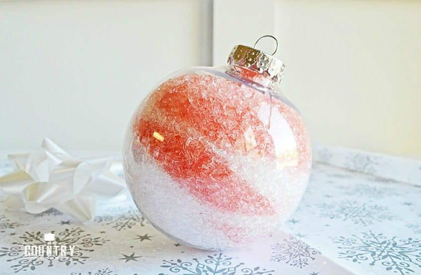 scented bath salts with vitamin E