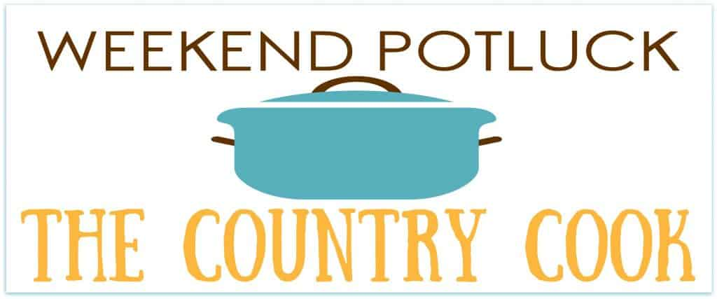 Weekend Potluck Logo, new