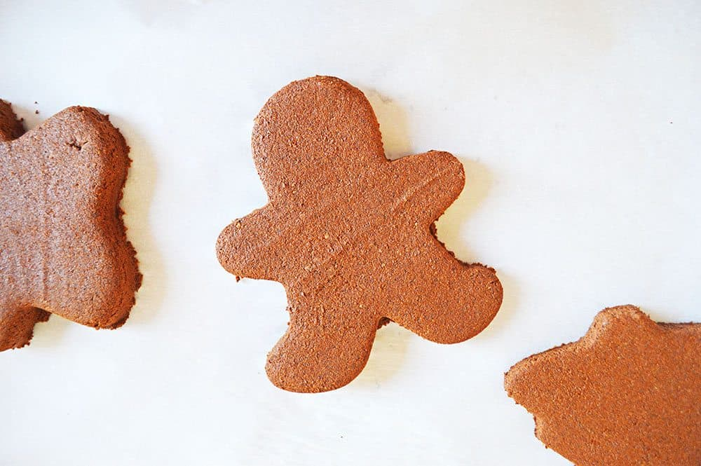 cookie cutter cinnamon ornaments