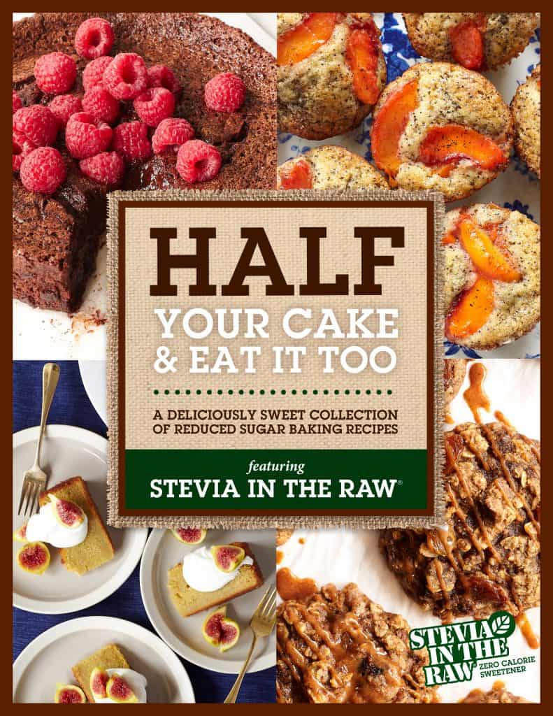 Stevia in the Raw Free Cookbook