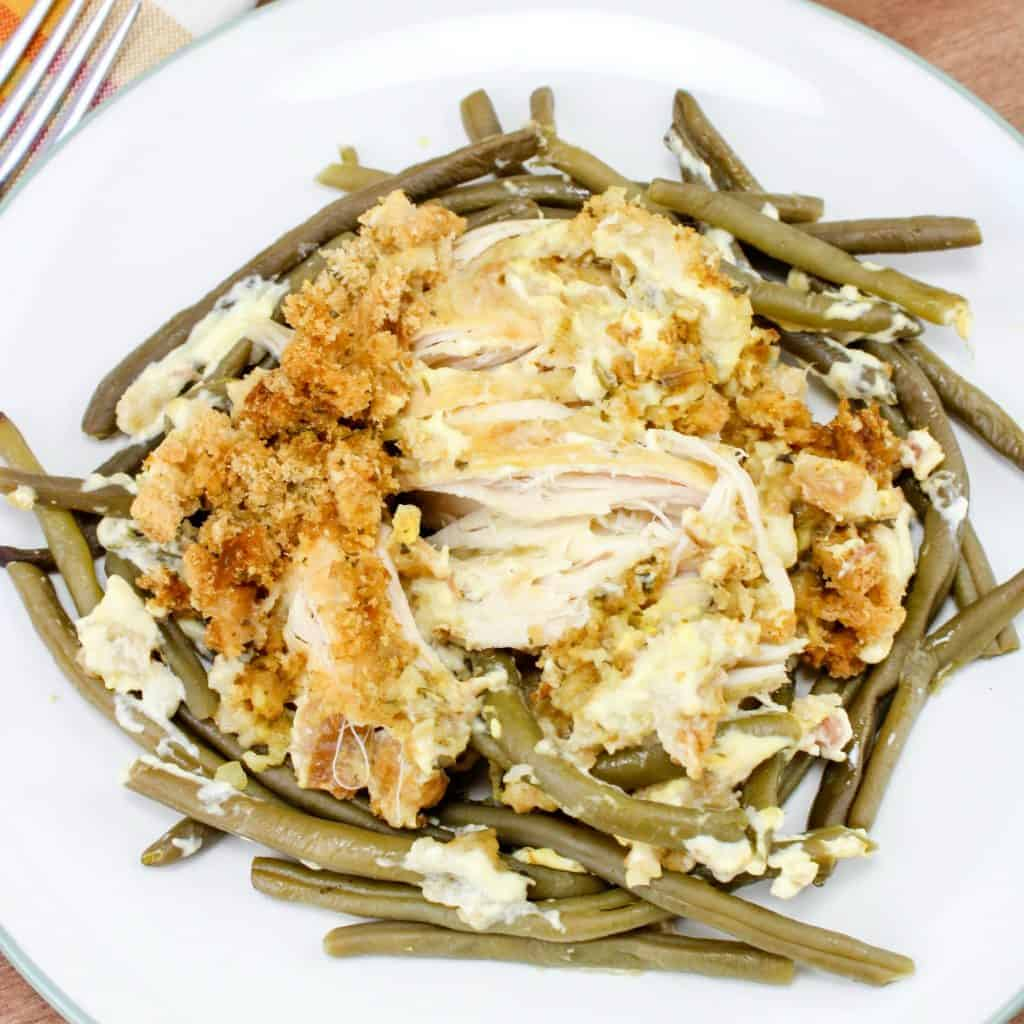 Crock Pot Chicken And Stuffing Dinner The Country Cook