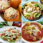 Stuffed Peppers ~ Meal Plan Sunday #51