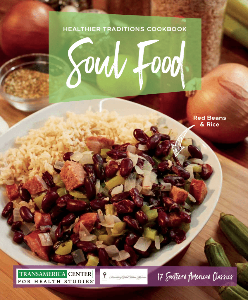 TCHS free cookbook