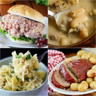 Ham Salad ~ Weekend Potluck #306