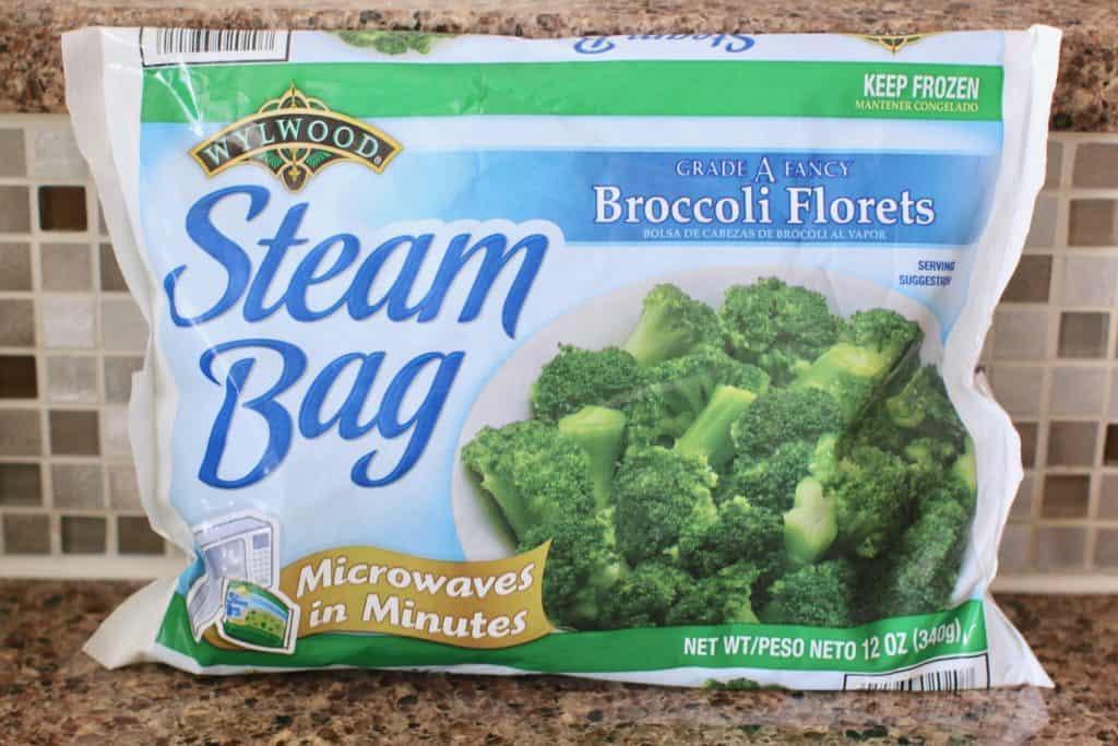 Steam Bag Broccoli Florets