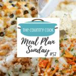 Chicken Lasagna ~ Meal Plan Sunday #57