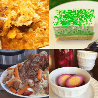 Southern Style Macaroni and Cheese ~ Weekend Potluck #313