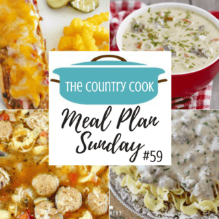 Pork Chop Casserole at Meal Plan Sunday 59