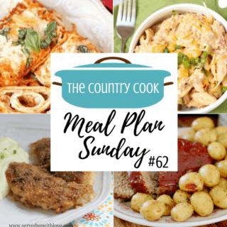 Oh So Good Crispy Chicken - Meal Plan Sunday #62