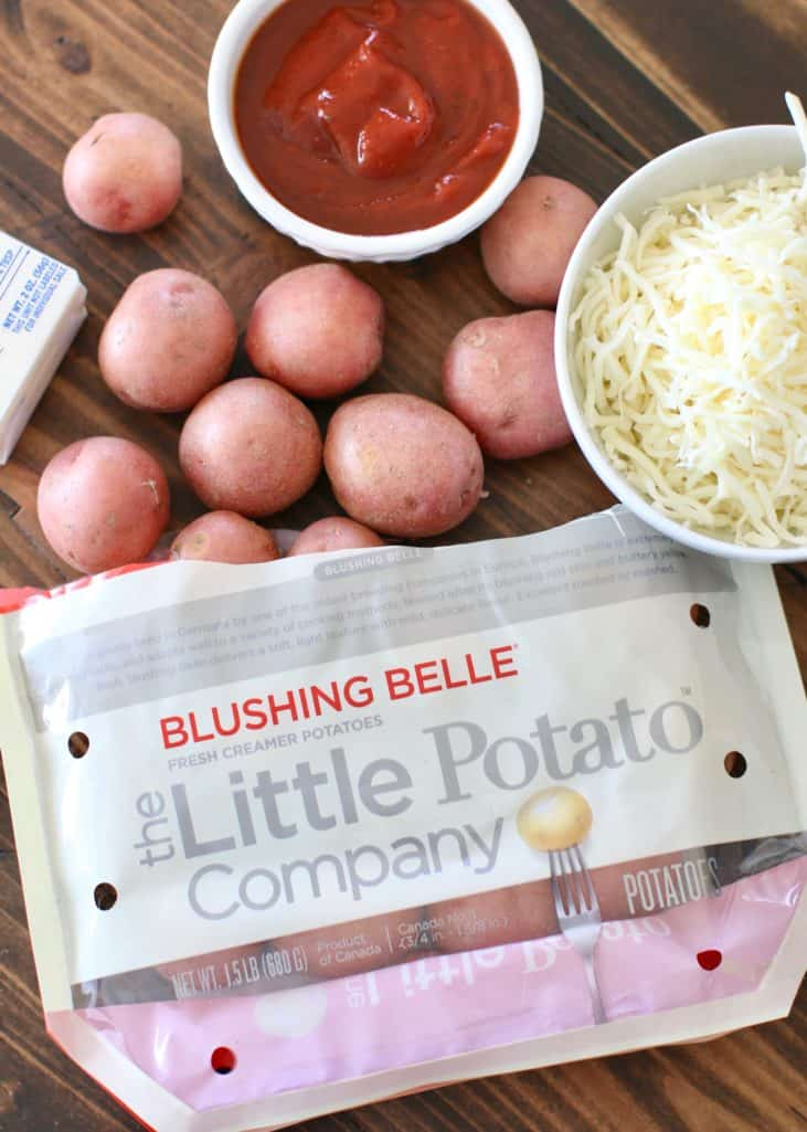 Blushing Belle Little Potatoes (small red potatoes)