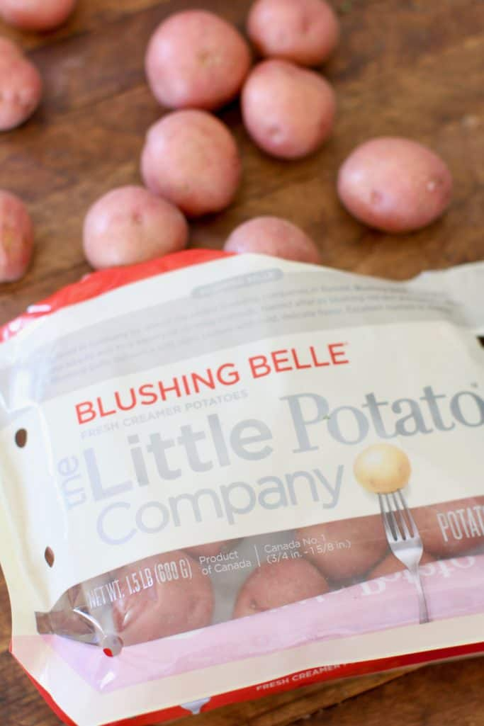 Blushing Belle Little Potatoes (baby red potatoes)