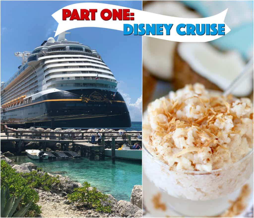 Disney Cruise Tips - Part one