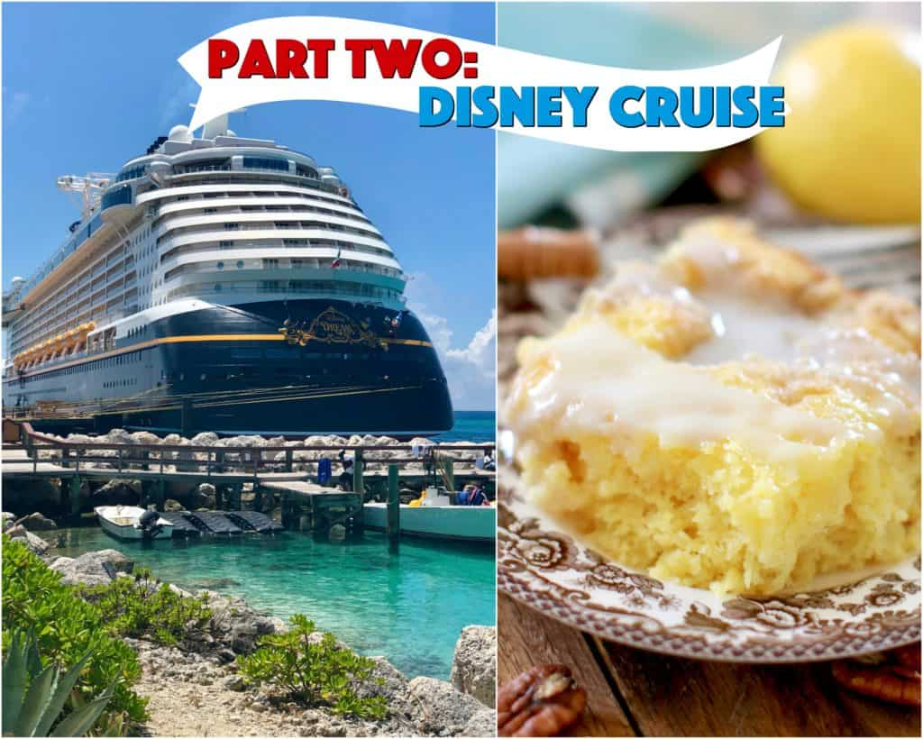 Part Two Disney Cruise Line Tips