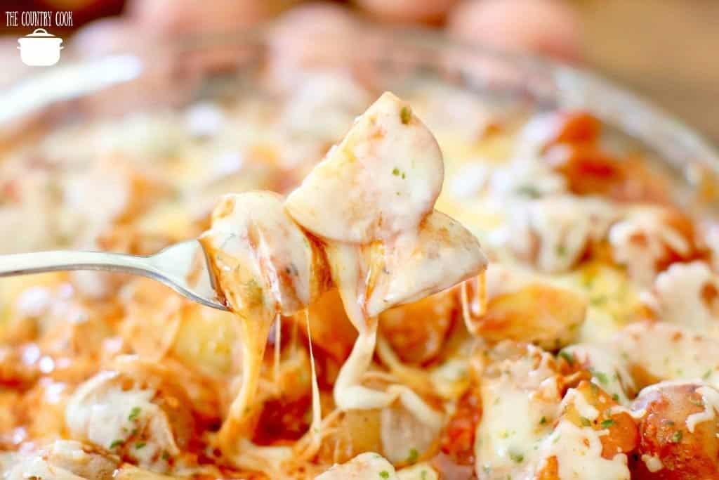 Pizza Topped Potatoes