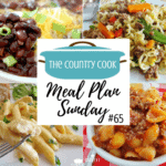 Grandma's Goulash ~ Meal Plan Sunday #65
