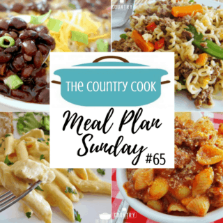 Grandma's Goulash at Meal Plan Sunday #65