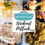 Ground Beef Casserole ~ Weekend Potluck #320