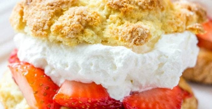 Southern Strawberry Shortcakes