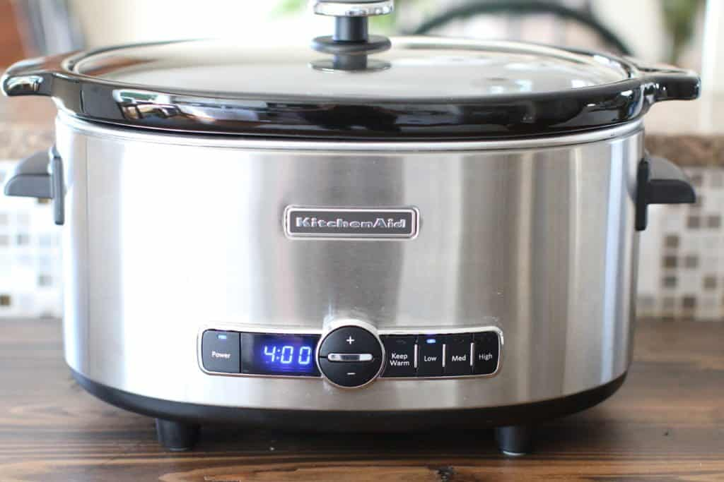 covers crock pot, Kitchen Aid slow cooker